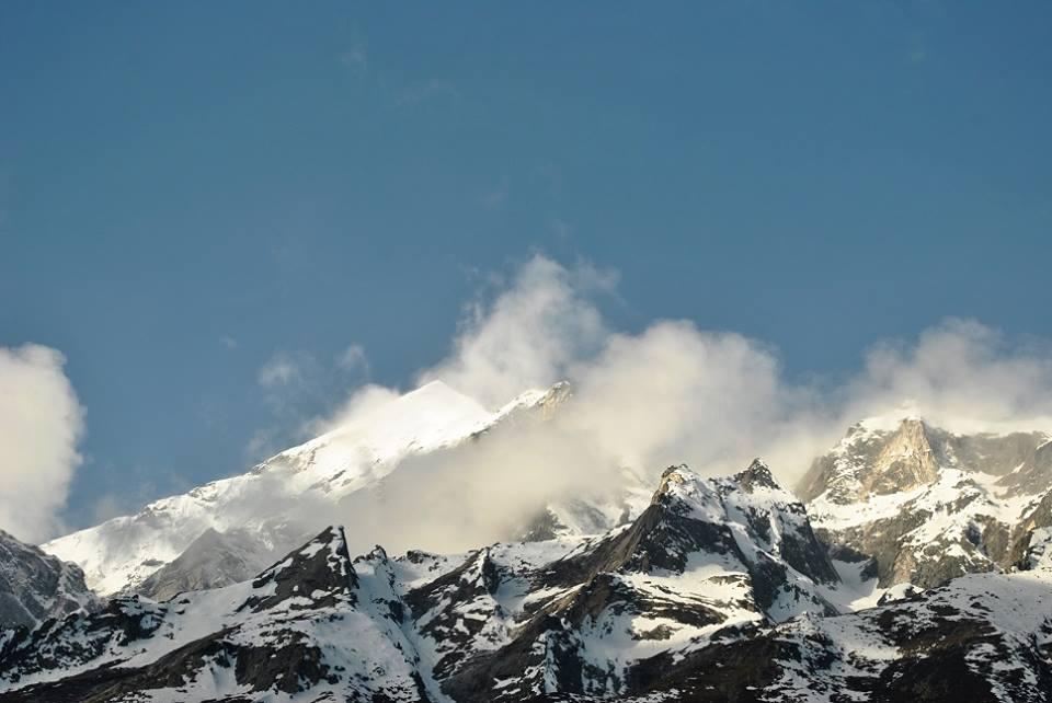 Vasuki Taal Meru Glacier Trek