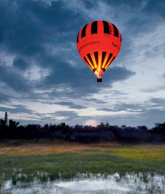 Balloon Safari in Jaipur