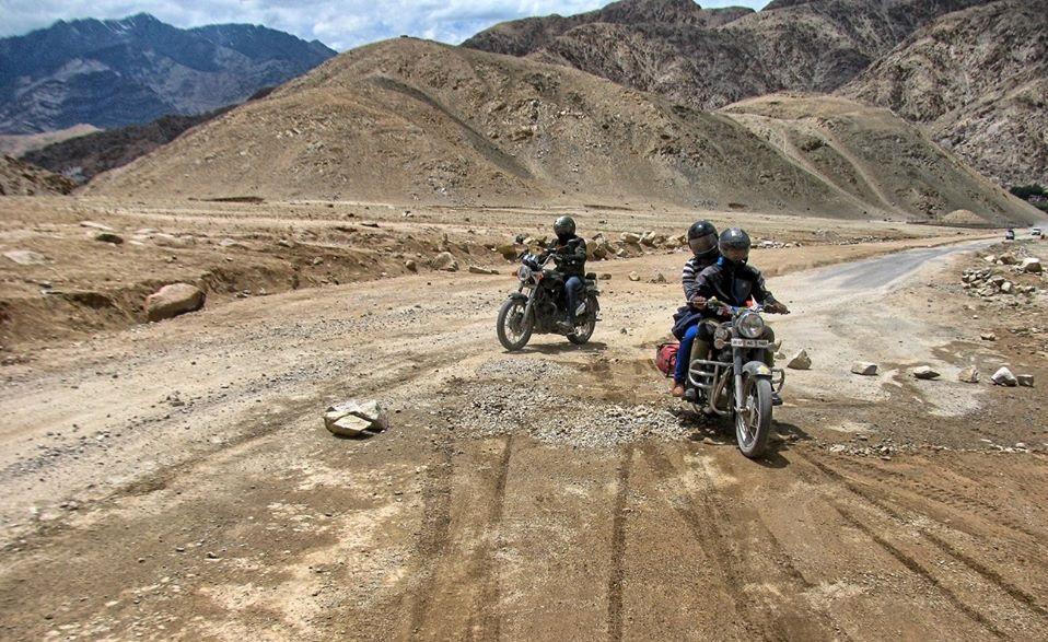 Leh – Ladakh Bike Trip