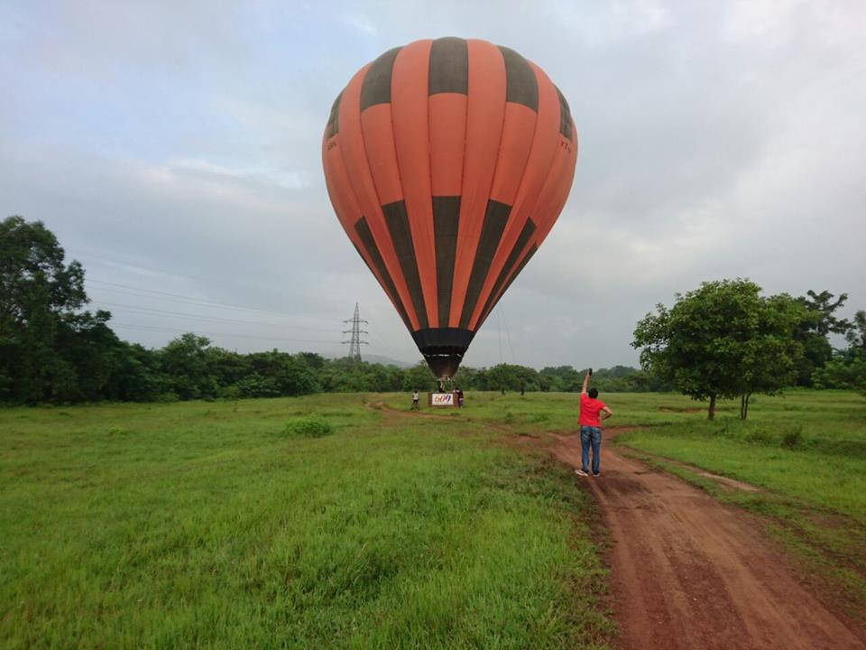 Hot Air Balloon Safaris India