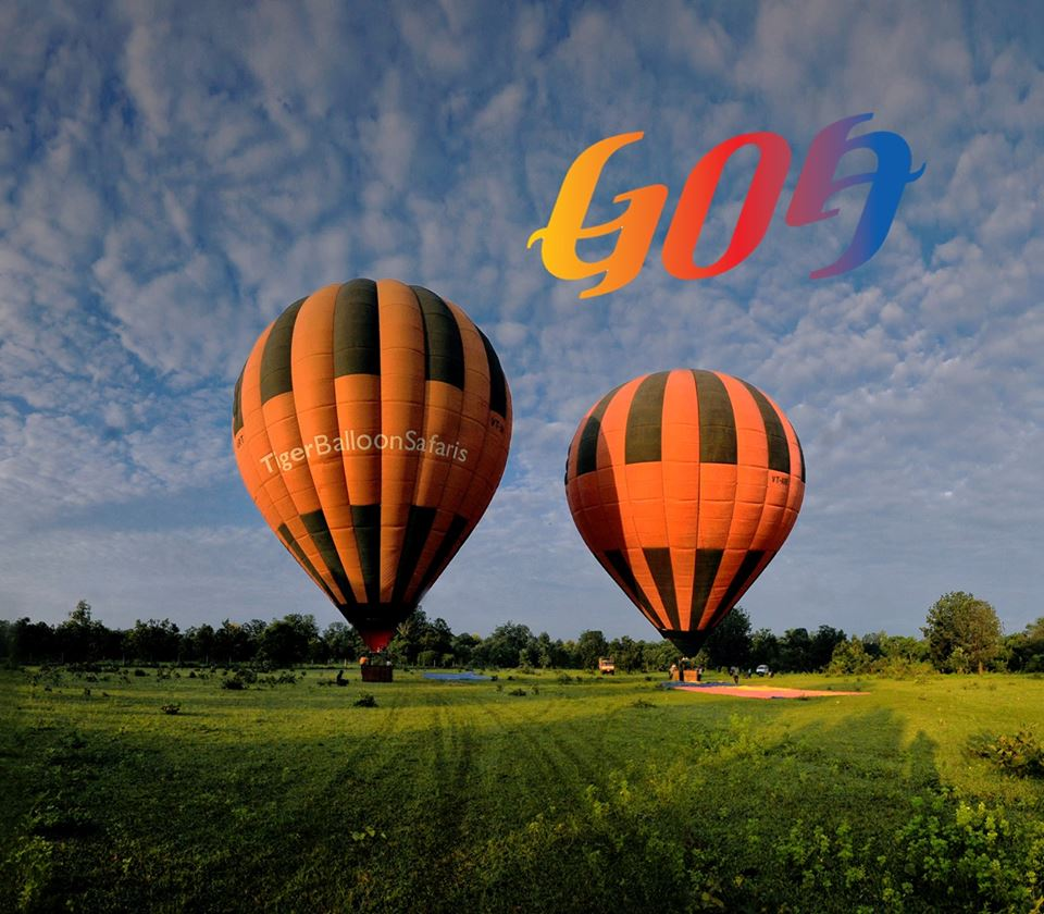 Hot Air Balloon Goa