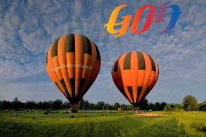Hot Air Ballooning In Goa – Upping The Adventure Level Of An Exotic Vacation