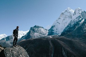 Do You Think Training Is Necessary To Reach Everest? – Meet David