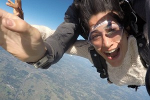 Get Ultimate Skydiving Adventure On The First Jump