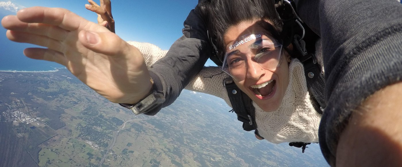 Skydiving Adventure