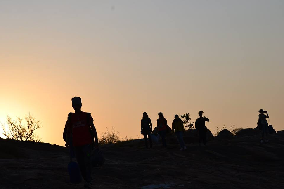 Makalidurga Night Trek 23