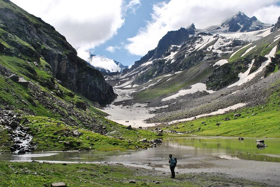 hampta pass trekking 6
