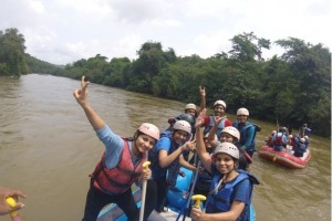 A Rafting Voyage Through The River Of Kundalika (Kolad)