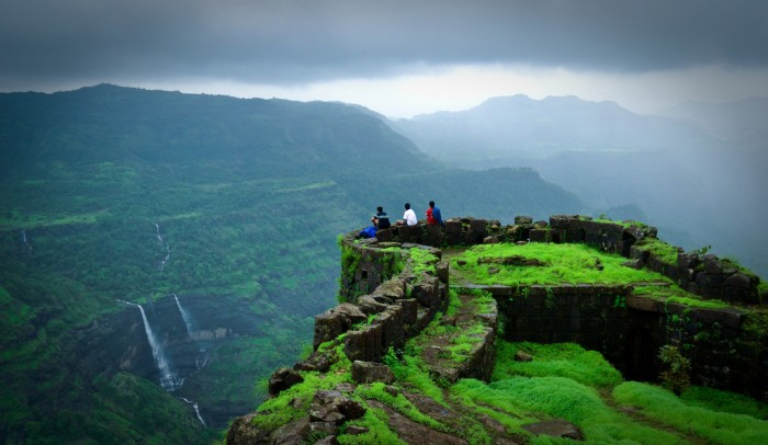 Trekking in Monsoon