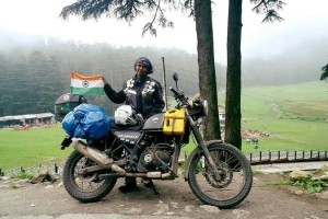 A Saga Of A Woman Biker Who Plans A Solo India Trip!
