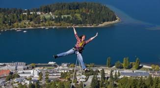 Bungy Jump New Zealand