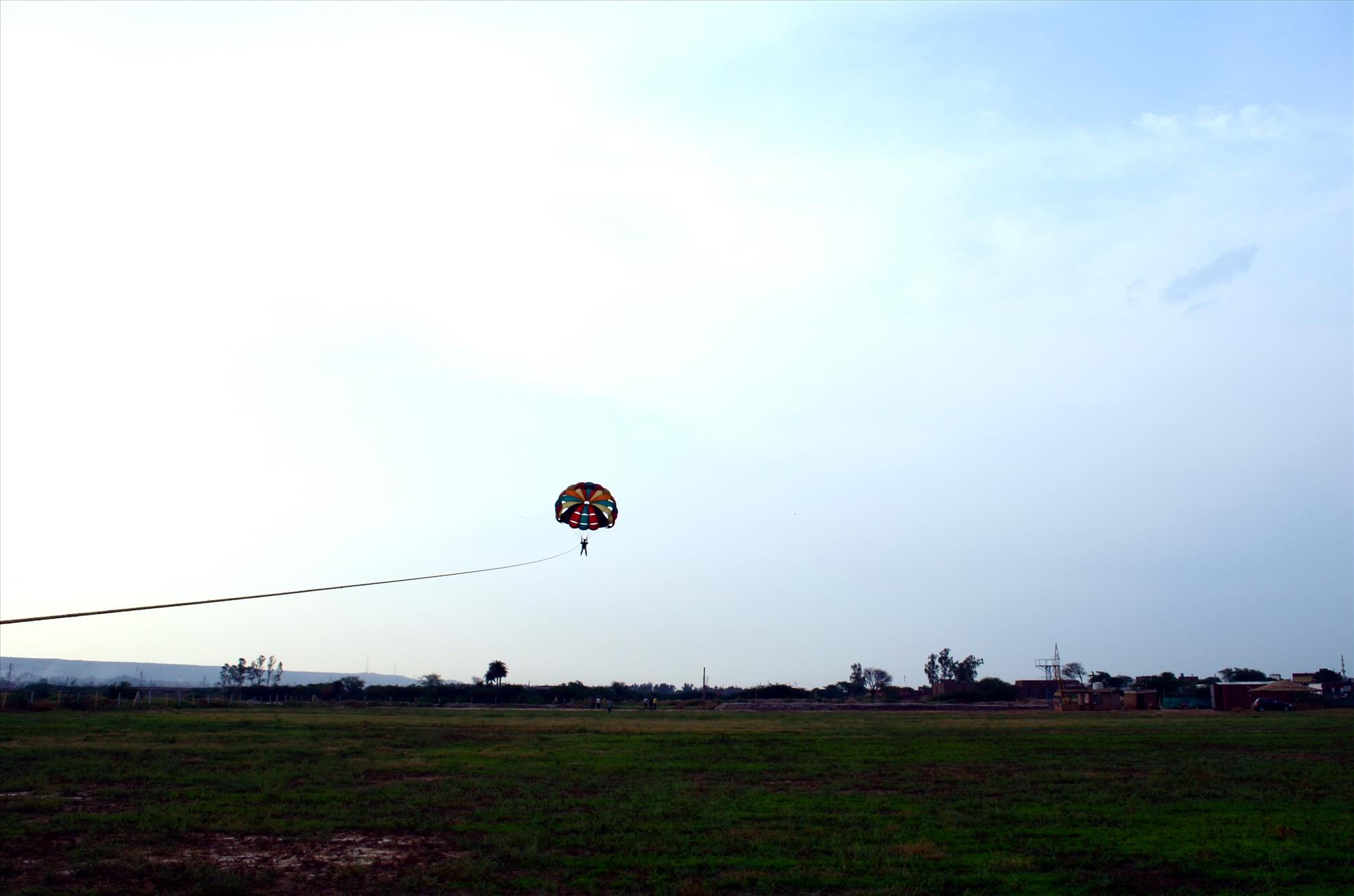 Parasailing in Gurgaon