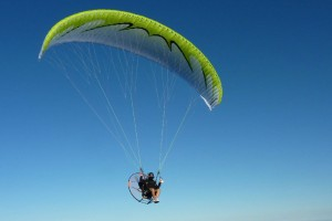 Magnify A Different Experience Of Paramotoring In India