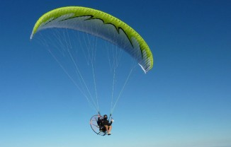 Paramotoring Gurgaon