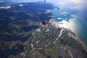 An Idyllic Destination To Enjoy The Thrill And Fun Of Skydiving