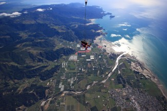 The Thrill And Fun Of Skydiving
