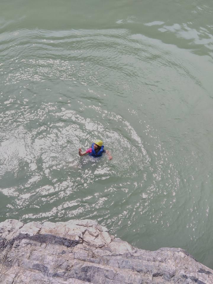 White Water rafting in Rishikesh