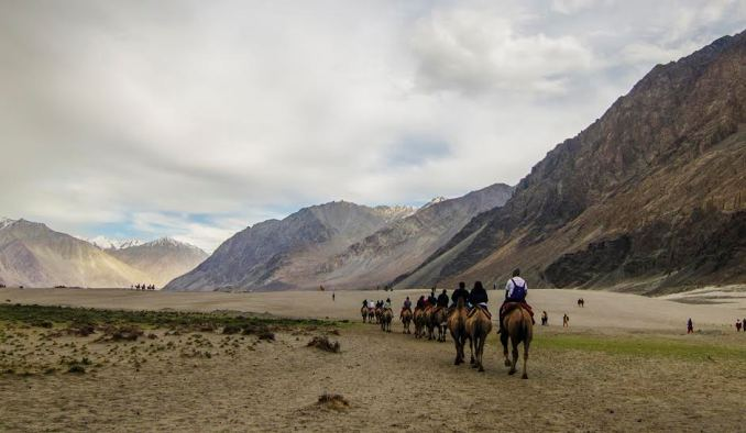 camel-ride-nubra-valley-ladakh