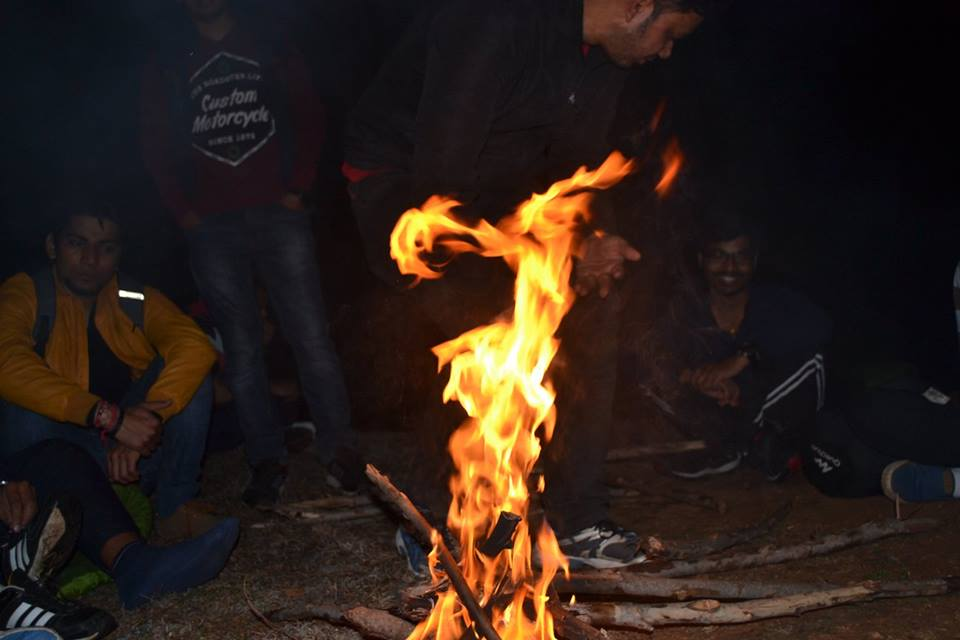 Ravugodlu Night Trek