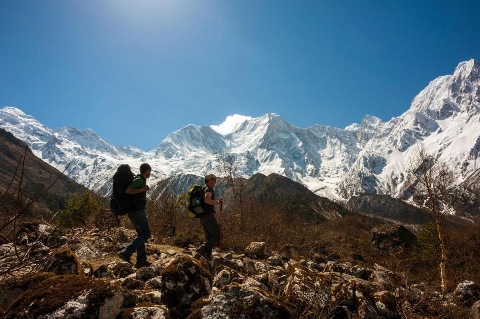 Treks In The Himalayas Outside India