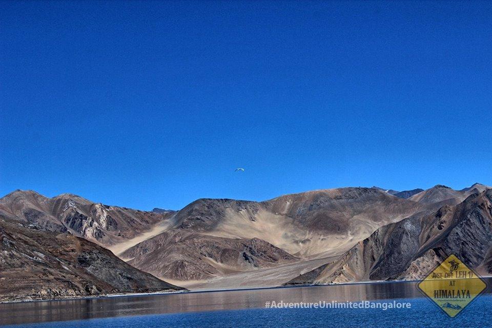 Leh Ladakh Road Trip Bike