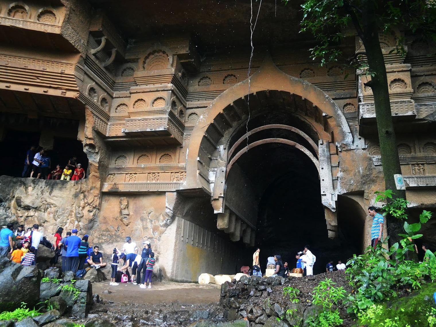Amazing Kondana Caves