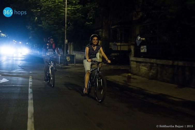 Cycling Heritage Ride at Mumbai