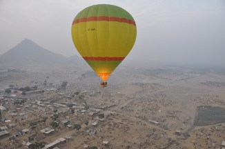 Hot Air Balloon Ride Pushkar