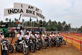 India Bike Week Goa