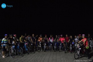 Mumbai Midnight Cycling Coastal Route – An Enriching And Enthralling Experience