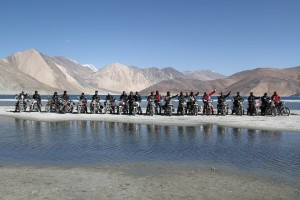 Ride It Away To Leh-Pangong Lake Because It Is Not Just About The Bike But The Destination As Well