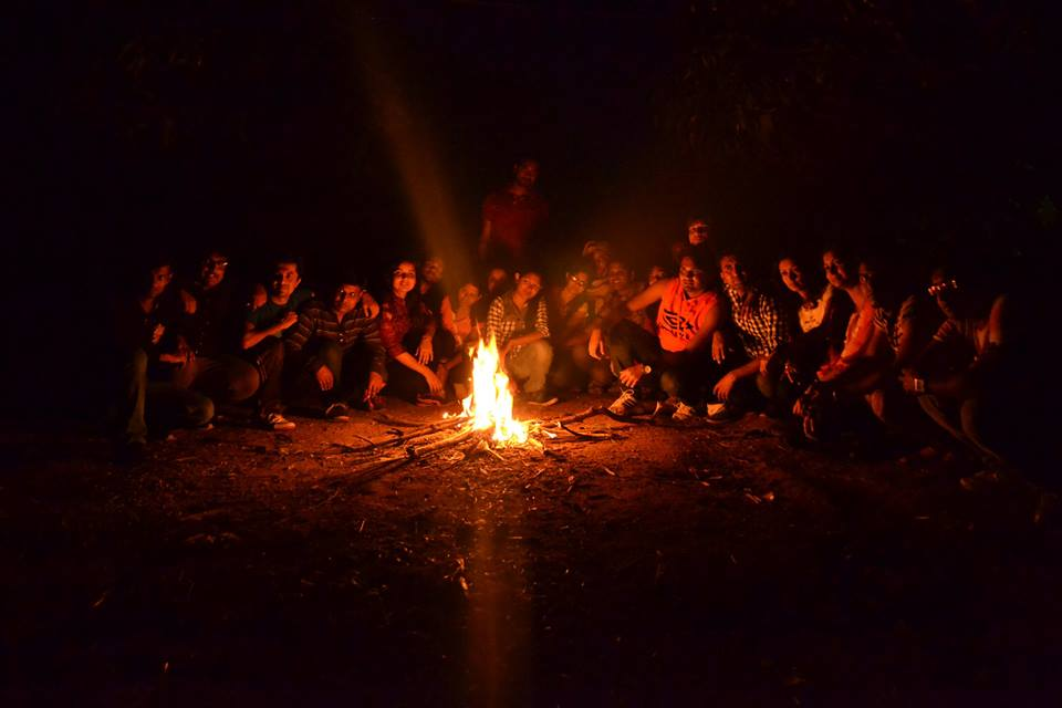 Madhugiri Night Trek