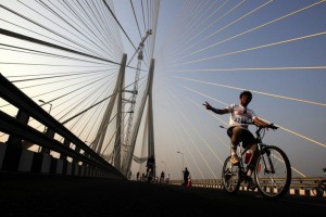 When in Doubt, Pedal it Out in Mumbai in These Cycle Tracks