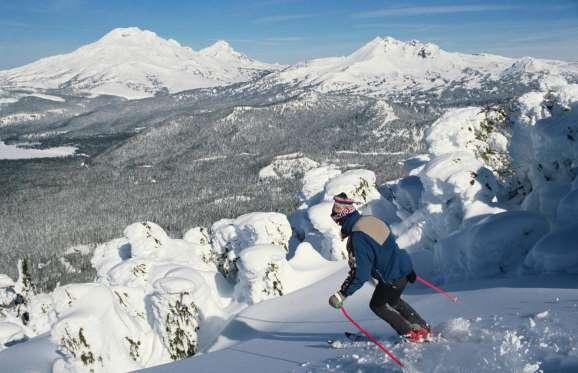 Skiing Vacation