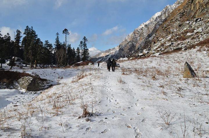 Har Ki Dun trekking 55