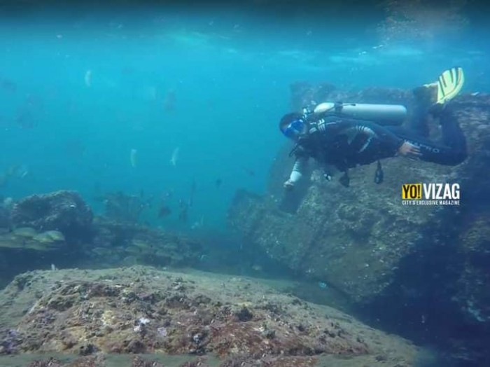 Scuba Diving in Visakhapatnam