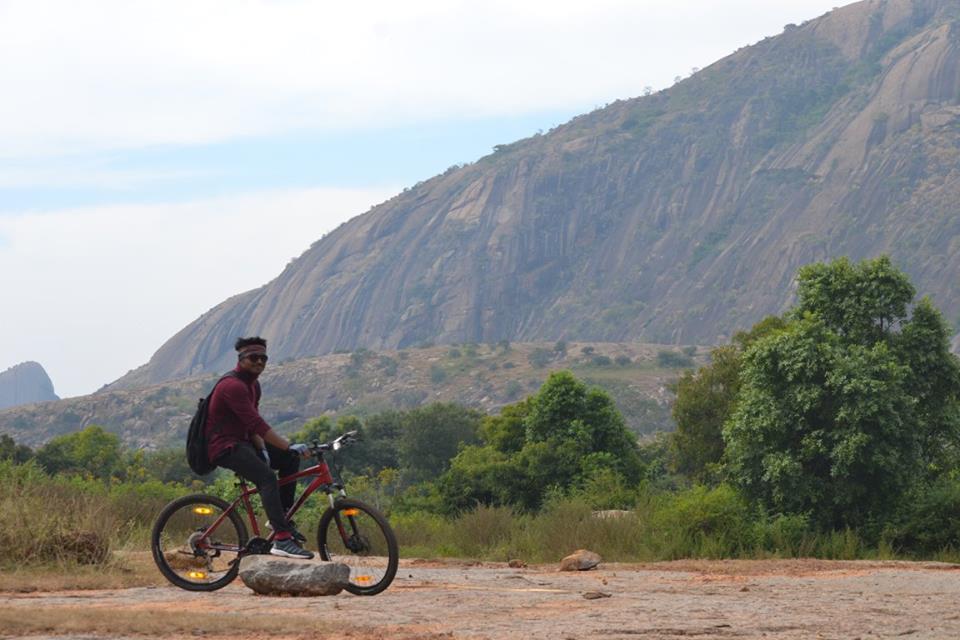 Cycling And Water Activities At Ramanagara