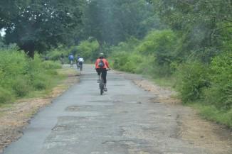One Day Cycling Trip To Bhemeshwari