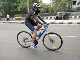 Is cycling the best way to beat Mumbai's rush hour traffic