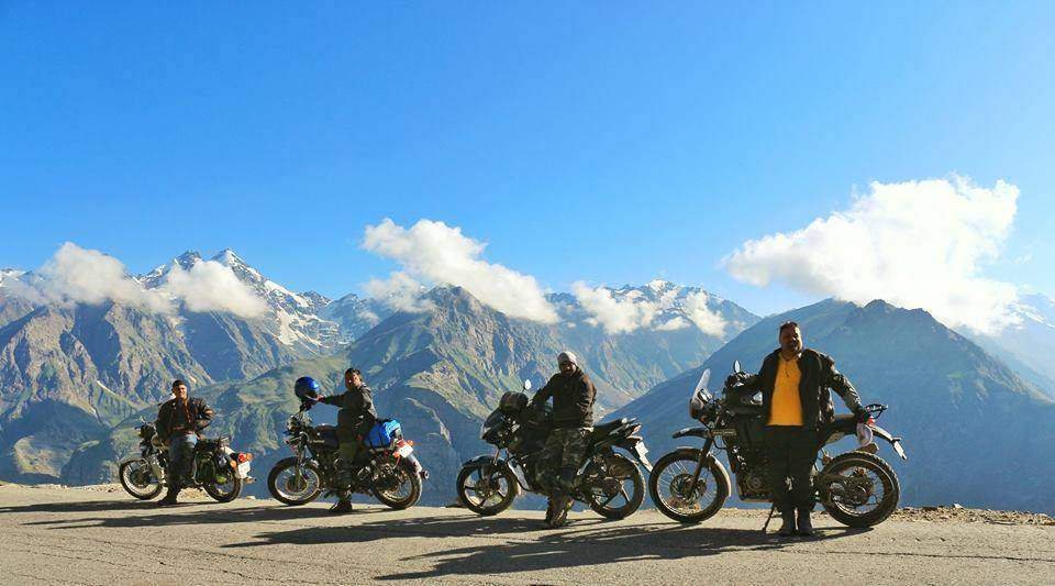 Ladakh Bike Expedition 1
