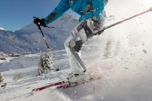 Dear Skier, Bid Goodbye To Strained Legs: Thanks To An Exoskeleton