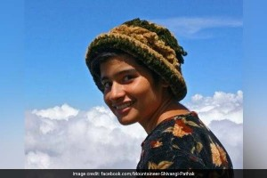 Shivangi Pathak is India's Youngest Women to Scale Mount Everest