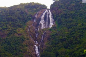 Another Day Of My Life Well Spent When I Decided To Visit Dudhsagar Waterfall