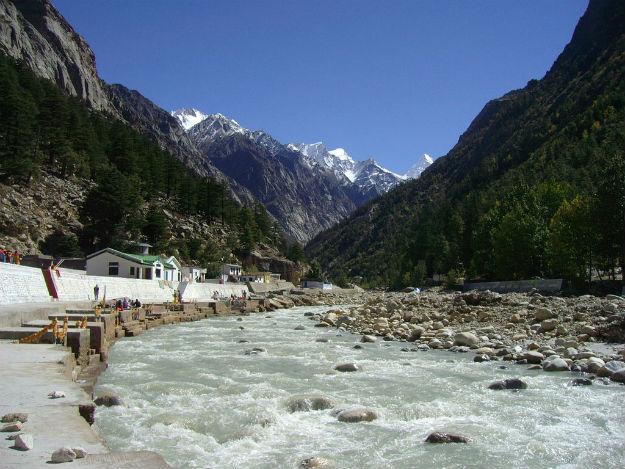 Gangotri-Bhagirathi