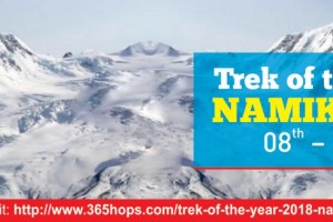 Hidden Gem Trek – Namik Glacier, Trek Of The Year 2018