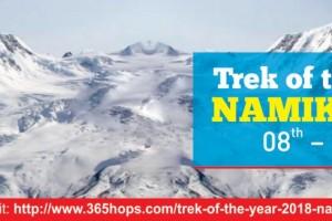 Hidden Gem Trek – Namik Glacier, Trek Of The Year 2018