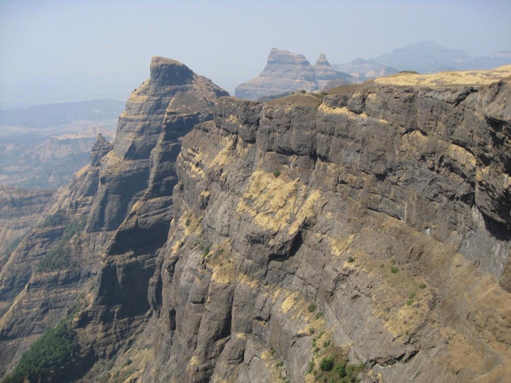 One Day Trek To Ajoba Hills near mumbai
