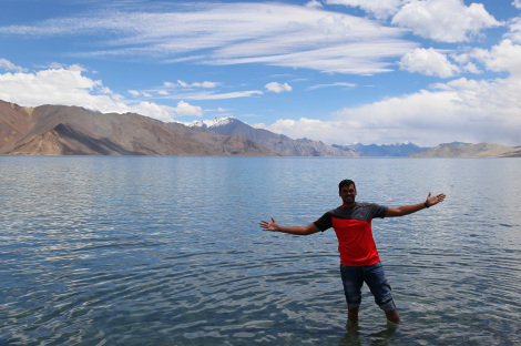 SOLO BIKING EXPEDITION TO LEH-LADAKH – A DREAM OF EVERY BIKER