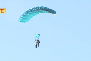 The Oldest Person To Jump Out Of A Plane – Delton Walling