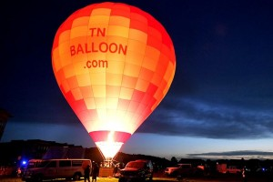 3rd Annual Franklin Hot Air Balloon Festival Got Delayed After Storm